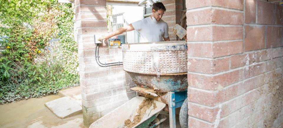 plastering training course