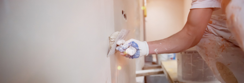 NVQ Level 2 Certification for Experienced Site Plasterers
