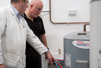 Unvented Hot Water Storage Systems