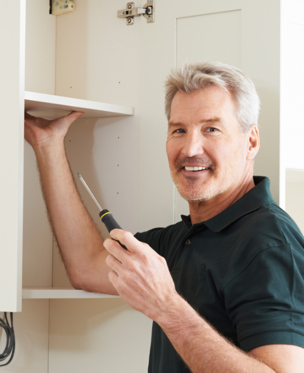 How to fit a kitchen