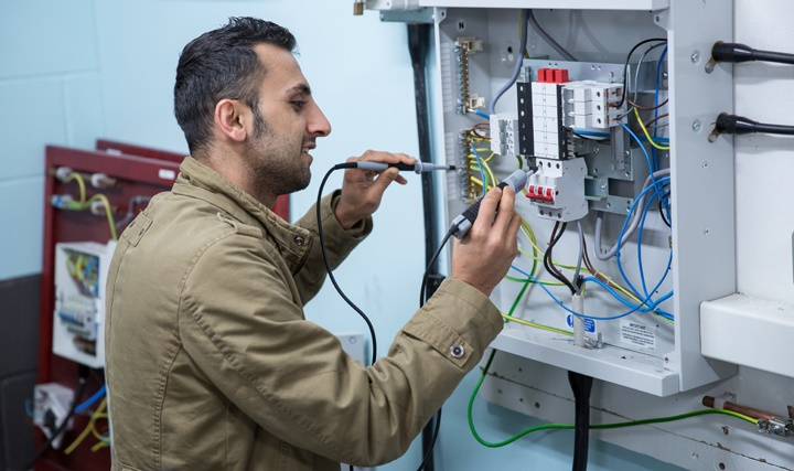 City and Guilds Electrical Courses