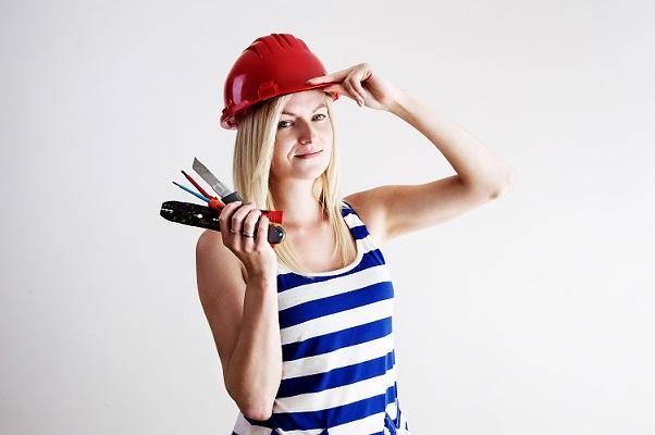 female electricians, women electricians